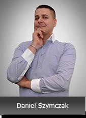 Daniel Szymczak - Kierownik Hurtowni Hydraulicznej BK Business