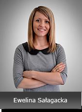 Ewelina Sałagacka - Kierownik Działu Finansowo-Księgowego BK Business