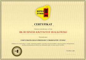 Certyfikowany sprzedawca produktów firmy Kotły Żywiec