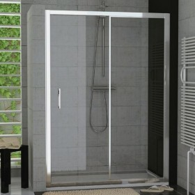 Drzwi wnękowe prysznicowe
