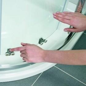 Instalacja kabiny prysznicowej