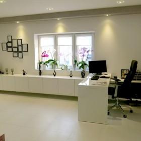 Projektowanie wnętrz biurowych